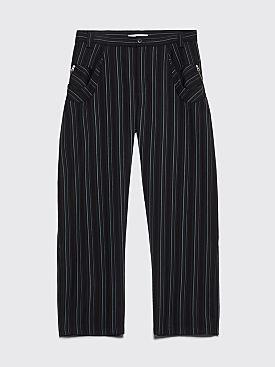 Kiko Kostadinov Irene Pants Midnight Stripes