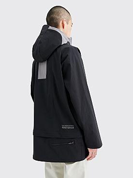 Asics x Kiko Kostadinov Poncho Jacket Performance Black