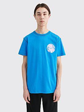Kiko Kostadinov Tulcea Graphic T-shirt Azure