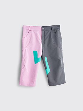 Kiko Kostadinov Espinoza Racing Breeches Pants Pink