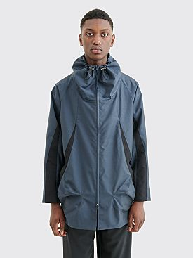 Kiko Kostadinov Riding Claw Parka Iron Grey / Onyx Black