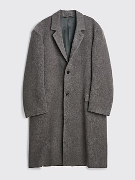 Lemaire Suit Coat Taupe Grey