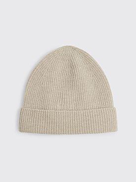 Lemaire Knitted Hat Porridge