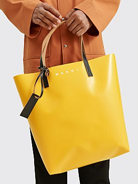Marni Shopping Bag Yellow