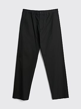 Marni Drawstring Trousers Black