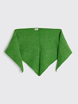Margaret Howell MHL Scout Scarf Lambswool Watercress