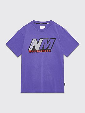 Napa by Martine Rose Cenis T-shirt Purple