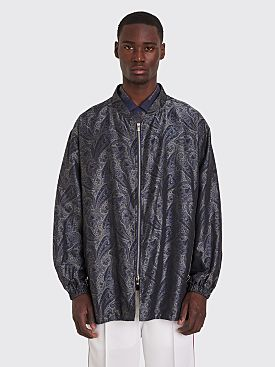Needles S.C. Sir Coat Jacquard Paisley Charcoal
