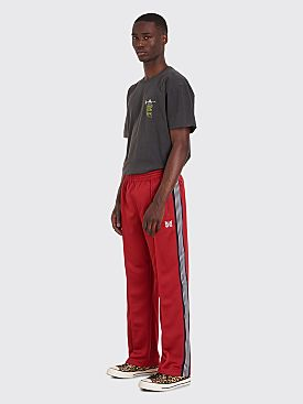 Needles Track Pants Red
