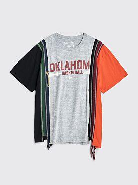 Rebuild by Needles 7 Cuts Short Sleeve T-shirt Size XL