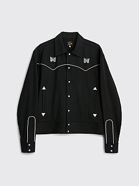Needles Piping Cowboy Jacket Black