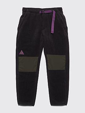 Nike ACG Sherpa Fleece Pants Black