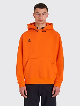 Nike ACG NRG Pullover Hoodie Safety Orange