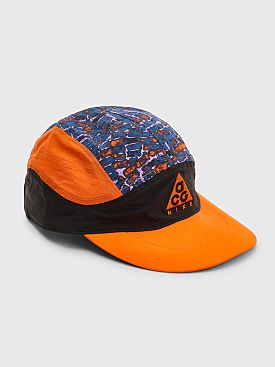 Nike ACG NRG G1 Tailwind Cap Black / Safety Orange