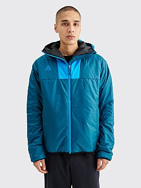 Nike ACG Hooded Primaloft Jacket Midnight Turquoise / Blue