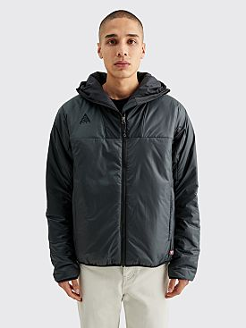Nike ACG Hooded Primaloft Jacket Anthracite / Black