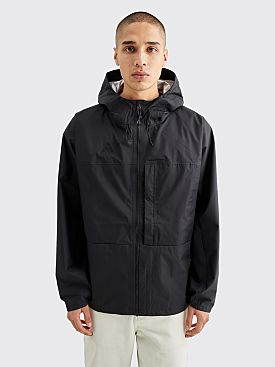 Nike ACG Packable Hooded Rain Jacket Black