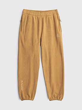 Nike ACG Polartec Fleece Pants Golden Beige