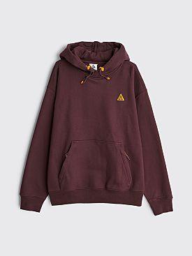 Nike ACG Pullover Fleece Hoodie Deep Burgundy