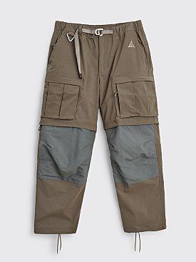 Nike ACG Smith Summit Cargo Pants Ironstone / Iron Grey