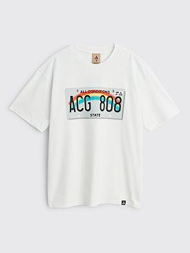 Nike ACG License T-shirt Summit White