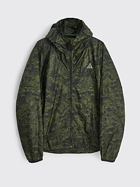 Nike ACG Windproof Jacket Sequoia / Black