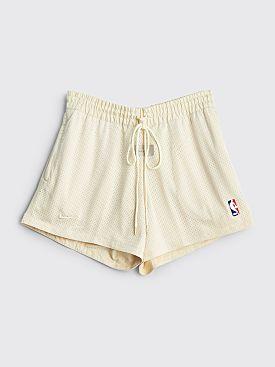 Nike x Fear Of God Basketball Shorts Light Cream