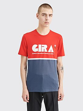 Nike Gyakusou NRG T-shirt Sport Red