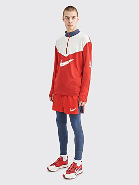 Nike Gyakusou Helix Tights Thunder Blue / Sport Red