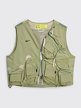 Nike ISPA Utility Vest Medium Khaki