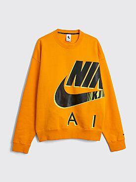 Nike x Kim Jones Fleece Sweatshirt Circuit Orange