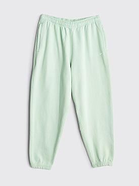 NikeLab Washed Fleece Pants Pistachio Frost