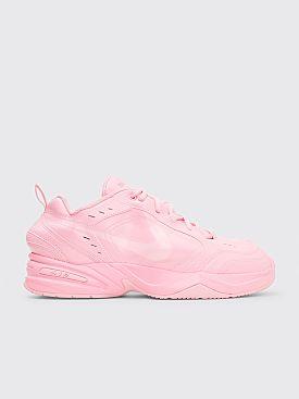 NikeLab x Martine Rose Air Monarch IV Soft Pink