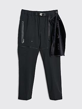 Nike x MMW 3-In-1 Convertible Pants Black