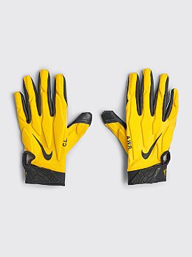 Nike NOCTA Football Gloves Yellow
