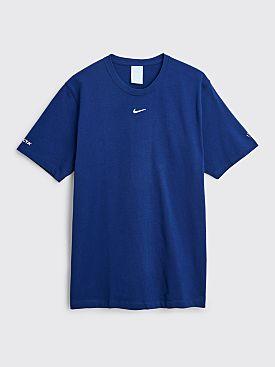 Nike NOCTA Cardinal Stock T-shirt Navy