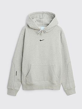 Nike NOCTA Cardinal Stock Hoodie Grey