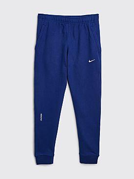 Nike NOCTA Cardinal Stock Fleece Pants Navy