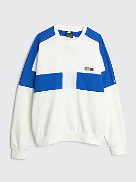Nike Reissue French Terry Crew Neck Sweater Sail
