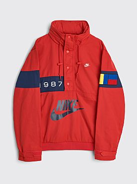 Nike Reissue Walliwaw Woven Jacket University Red