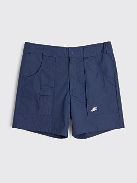 Nike Reissue Shorts Midnight Navy / Sail
