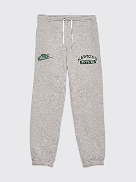 Nike x Stranger Things Club Pants CF Dark Grey Heather / White