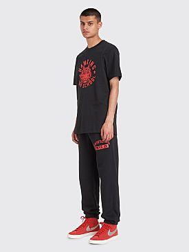 Nike x Stranger Things Club Pant CF Black / University Red