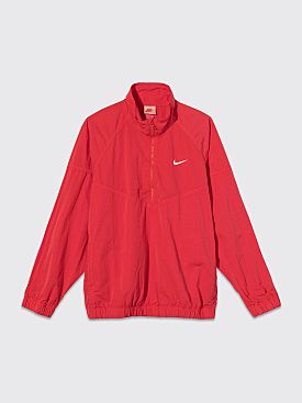 Nike x Stüssy Windrunner Jacket Habanero Red