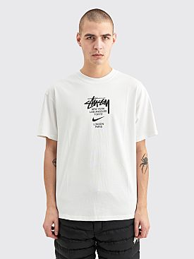 Nike x Stüssy International T-shirt White