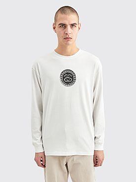 Nike x Stüssy SS Link LS T-shirt White