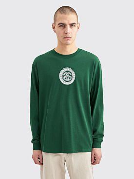Nike x Stüssy SS Link LS T-shirt Gorge Green