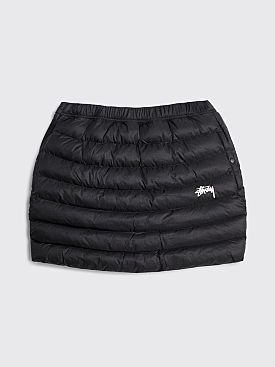 Nike x Stüssy Insulated Nylon Skirt Black