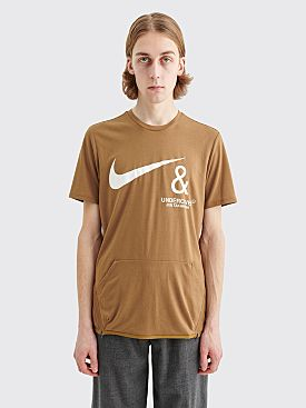 Nike x Undercover NRG Pocket T-shirt Lichen Brown