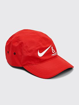 Nike x Undercover AW84 Cap Red